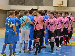 II. liga západ: Malibu Mladá Boleslav - FK Kladno