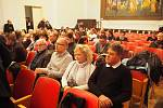Z přednášky o mnohopásmové astronomii v Mladé Boleslavi