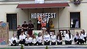HORKYFEST, to je každoroční slavnost, kterou si SOŠ a SOU Horky nad Jizerou připomíná své založení, od něhož letos uplynulo 65 let, a zároveň příležitost, aby studenti a žáci předvedli to nejlepší, co v nich je.