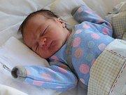 ALEXANDRA TIKVAREVA se narodila 8. srpna mamince Tereze a tatínkovi Božidarovi. Vážila 2,7 kg a měřila 46 cm. Doma v Mladé Boleslavi na ni už čeká sestřička Tamarka.