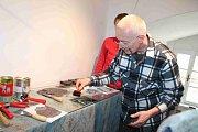 Tiskařská dílna se otevřela v infocentru v Bělé pod Bezdězem