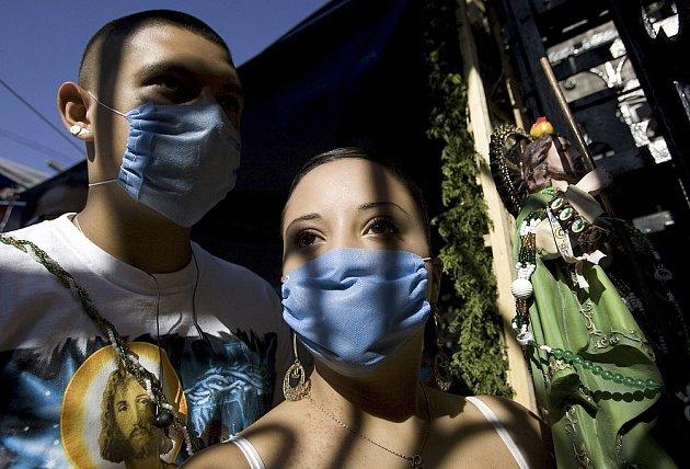 Prasečí chřipka ve světě.