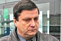 Bývalý ředitel Dopravního podniku Jiří Král