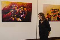 Ve Sboru českých bratří v Mladé Boleslavi probíhá další výstava. Ta nese název My 1965 a její slavnostní vernisáž se uskutečnila v neděli.