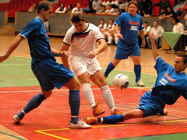 Futsalisté Selpu Mladá Boleslav play-off dohráli.