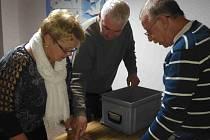 Volební komise při odvolání exstarosty Milana Lomoze