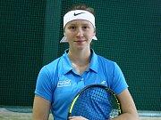 Tereza Vajsejtlová vyhrála dorostenecký turnaj kategorie A v Rakovníku.