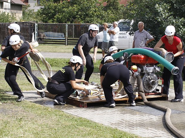 Sukoradský pohár hasičů 2012