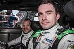 Jan Kopecký s Pavlem Dreslerem vyhráli legendární Rally Monte Carlo.