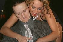 Erotický ples.