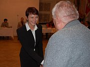 Jednou z žen v čele komunální politiky byla Jana Štěpánová v Bakově, post starostky ale nejspíš neobhájí