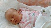 Eliška Rumlová se narodila 13. června mamince Jitce z Čisté a tatínkovi Františkovi ze Střevače.  Vážila 3,94 kg a měřila 55 cm. Doma se na ni už těší tříletá sestřička Anetka.