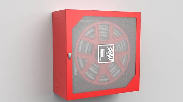 Hydrantový systém v novém designu z produkce společnosti Montana.