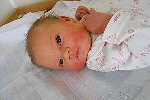 Ella Urdová se narodila 11. září 2019, vážila 3,44 kg a měřila 50 cm. Maminka Jana a tatínek Marián si ji odvezou domů do Hrdlořez.
