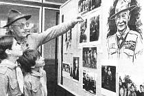 V roce 1996 si všechny generace boleslavských skautů připomínaly 80 let od založení první skautského oddílu ve městě.
