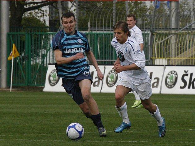ČFL: FK Mladá Boleslav B - Arsenal Česká Lípa