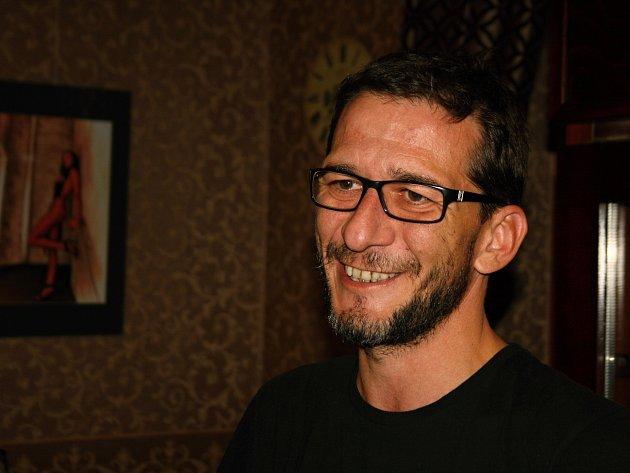 Fotograf Pavel Horecký zahajuje výstavu Ad acta