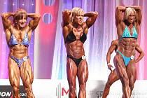 Kateřina Kyptová na Arnold Classic v USA