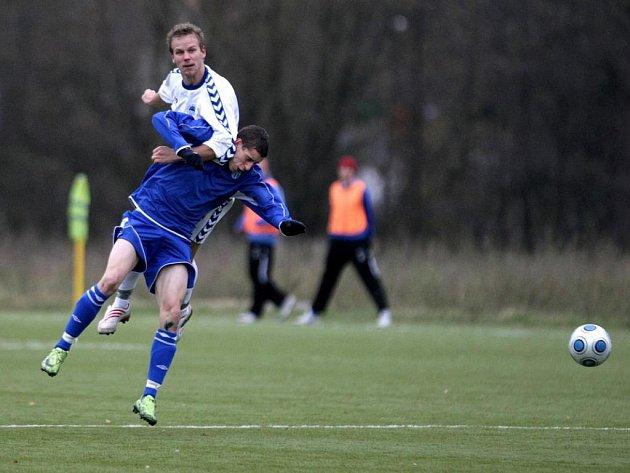 ČFL: Slovan Liberec B - FK Mladá Boleslav B