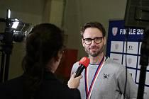 Trenér Technology Florbal Mladá Boleslav Petr Novotný