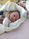 Eliška Lukešová se narodila 5. června, vážila 3,15 kg a měřila 47 cm. S maminkou Lucií a tatínkem Václavem bude bydlet v Mladé Boleslavi.
