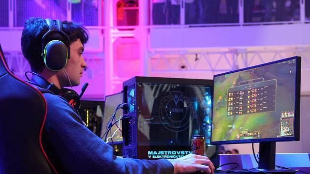 Z Gaming Day v Mladé Boleslavi