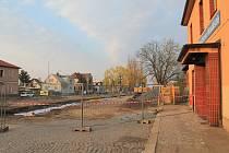 Výstavba nového autobusového terminálu v Mnichově Hradišti