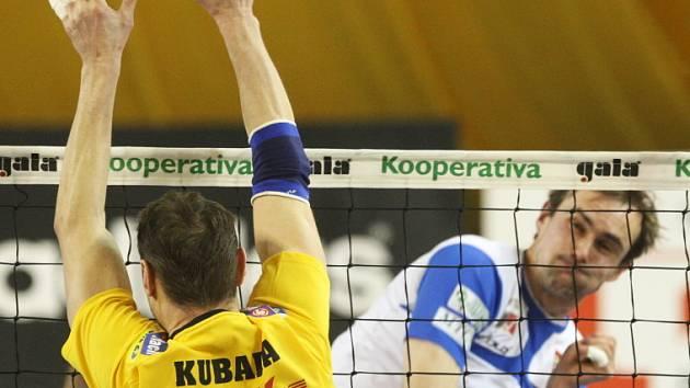 Kooperativa extraliga volejbalu: DHL Ostrava - VK Karbo Benátky nad Jizerou