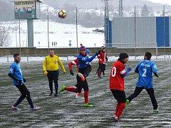 Přípravné utkání: Dobrovice - Chrastava