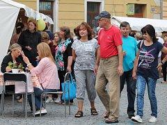 Sousedkou slavnost v Mnichově Hradišti navštívily stovky lidí