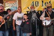 Kapela KTP slavila 40. narozeniny.