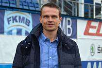 Sportovní ředitel FK Mladá Boleslav Jaroslav Bílek.