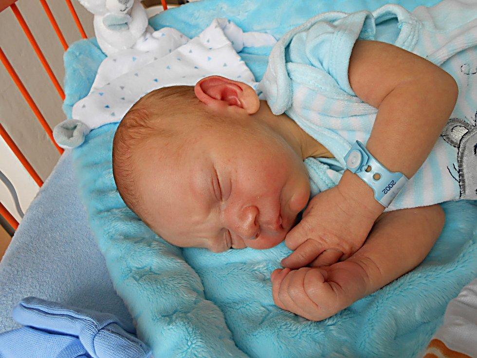 Ondřej Prejza, Mladá Boleslav. Narodil se 7. června, vážil 3,34 kg a měřil 51 cm.  Maminka Monika a tatínek Martin.