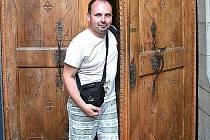 Jiří Senohrábek, vedoucí Klubu s. r. o.