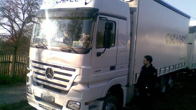Kamion zapadlý v ulicích Bakova nad Jizerou? V dohledné době nemožná věc.