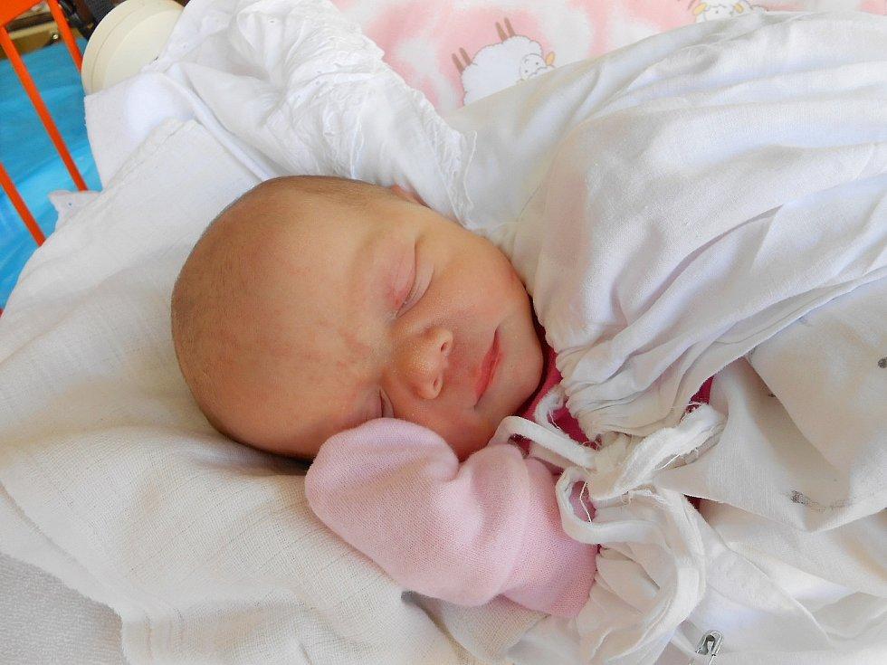 Veronika Mrázová se narodila 21. září mamince Pavlíně a tatínkovi Jakubovi z Krnska. Vážila 3,06 kg a měřila 47 cm.