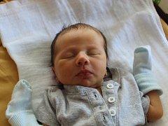 ŠTĚPÁN FLACHBART se narodil 29.7, vážil 2,91 kg a měřil 48 cm. Maminka Tereza a tatínek Jan si ho odvezou domů do Čejetic.