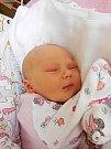 Amálie Kováčová se narodila 16. července, vážila 3,52 kg a měřila 49 cm. S maminkou Terezou a tatínkem Petrem bude bydlet v Bělé pod Bezdězem, kde už se na ni těší sestřička Kristýna.