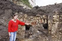 Archeologický průzkum v Mladé Boleslavi - Lucie Čiháčková