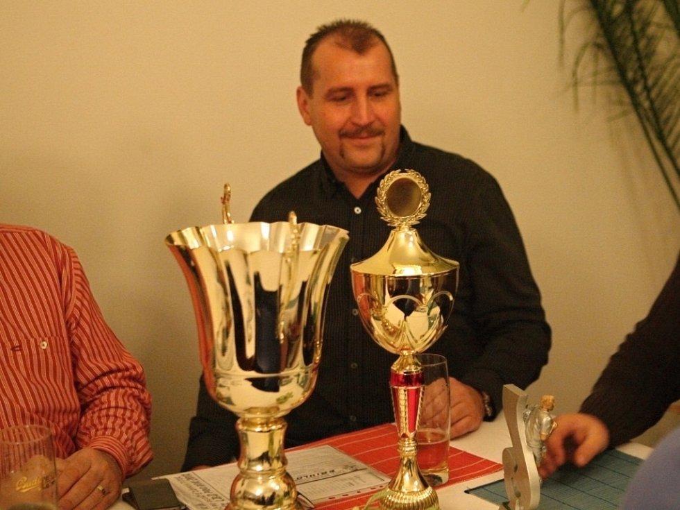 Vyhlášení výsledků Ligy Boleslavského deníku 2012