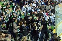 1. semifinále: Bílí Tygři Liberec - BK Mladá Boleslav