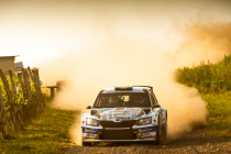Filip Mareš vyhrál Rally Hustopeče