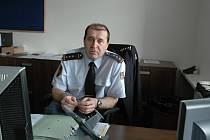 Miloš Hladík, velitel mistrovství ve vyprošťování