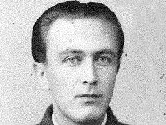 Karel Stanislav Otta (1921 - 1995), rodák z Mnichova Hradiště a válečný veterán.