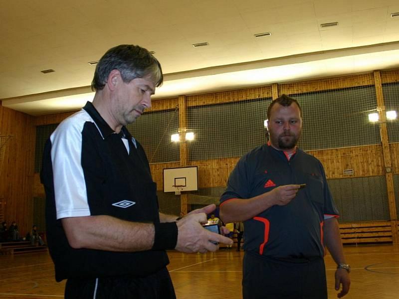 4. kolo okresní futsalové ligy