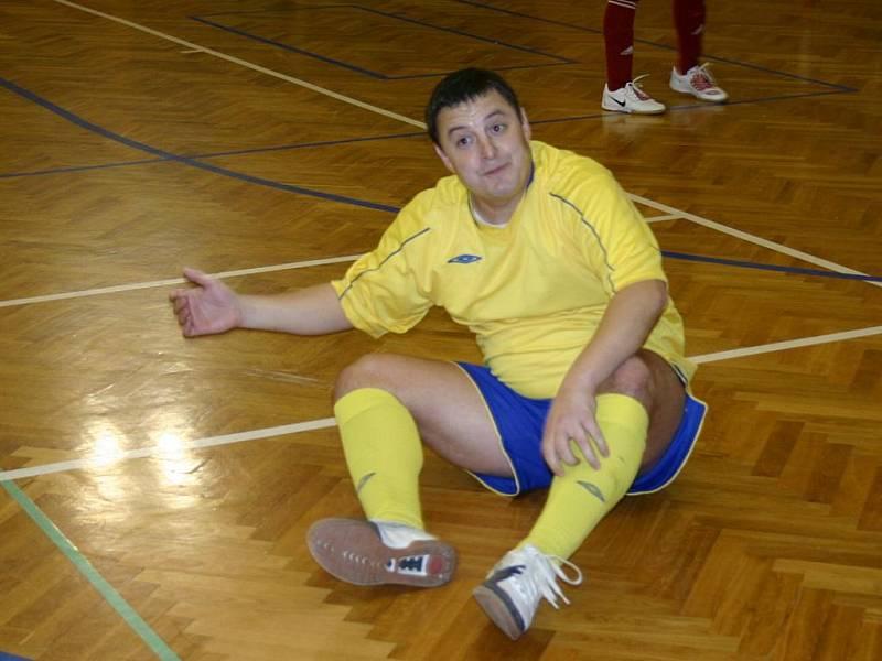 4. kolo okresní futsalové ligy: Nakaši - Doubrava