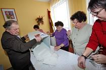 Druhý den prezidentských voleb na Mladoboleslavsku