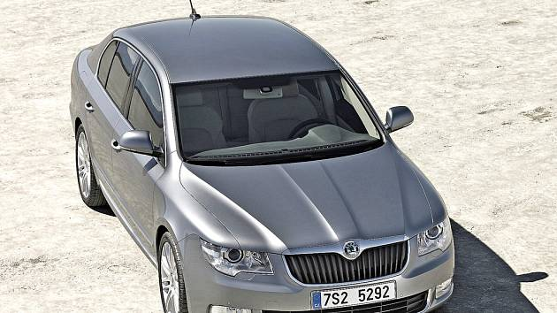 Nový Škoda Superb
