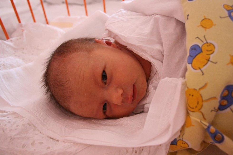 Verunka je prvním dítětem Jany a Martina Součkových z Chrástku. Verunka se narodila 4. dubna, vážila 2,9 kg a měřila 46 cm.