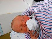 Adélka Slipiecová se narodila 13. ledna, vážila 3,08 kg a měřila 49 cm. Maminka Šárka a tatínek si ji odvezou domů do Mnichova Hradiště.